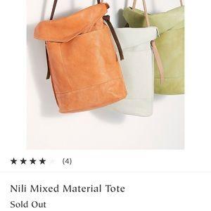 Nili Mixed Tote